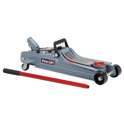 Pro-Lift F- 767 Grey Low-Profile Floor Jack
