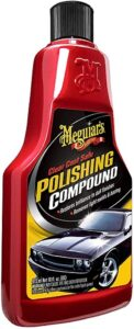 Meguiar's Clear Coat Safe Polishing Compound